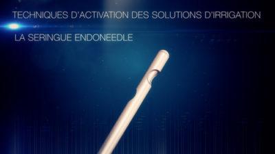 Irrigation syringe